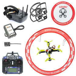 Mini Quadcopter Brushless Racing Drone Flyegg Upgraded RC DIY Kit $222.89