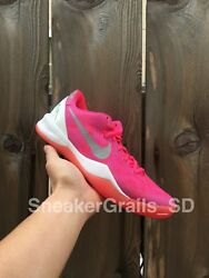 Nike Kobe 8 VIII System Kay Yow Think Pink Cancer Awareness Promo Sample PE
