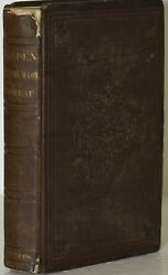Henry D Thoreau WALDEN OR LIFE IN THE WOODS Literature 1854 1st ed #285513