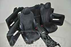 BMW F06 Grand Coupe Gc Sport Leather Trim Leather Seats Leather