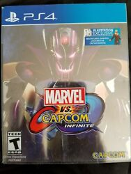 Marvel vs. Capcom: Infinite -- Deluxe Edition (PlayStation 4 2017) PRO SLIM 1TB