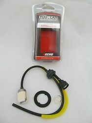 ECHO OEM FUEL SYSTEM MAINTENANCE KIT 90158Y FITS PB-580H PB-580T FUEL LINES