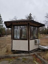 Tiny House  (was a Guard House from the original Rajneesh Ranch)