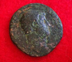 Ancient ROMAN COINS Collections: Marcus Traianus    Senator and Father of Trajan