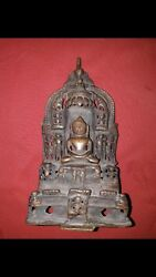 721 Year old Indian Jain Copper Statue