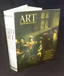 Art: History of Painting Sculpture Architecture by Federick Hartt (HC 1989) 3RD