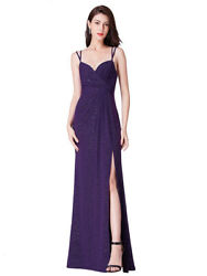 Ever-Pretty US Split Homecoming Formal Evening Party Dresses Cocktail Prom Gown $19.99