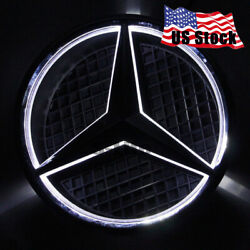 Illuminated Ca Led Grille Star Logo Emblem Light For Mercedes Benz 2013-2018 $76.99