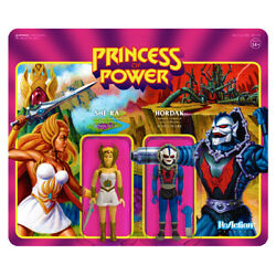 Masters of the Universe She-Ra & Hordak SDCC 2018 Figure 2-Pack Wave 1