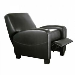 Home Theater Recliner Black Great for Man Cave Living Room or She Shed Furniture
