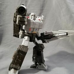 Transformers Siege War For Cybertron MEGATRON Complete Voyager