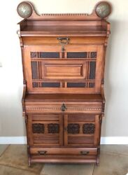1880 EASTLAKE style antique desk $600.00