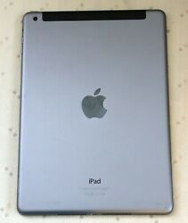Apple iPad Air 1st Gen. A1475 rear Chassis Space Gray Parts VG Replacement $19.99