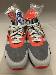 ASICS GEL LYTE 3 III RONNIE FIEG KITH SUPER RED DS SIZE 12 2010 GRAYRED