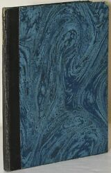 Frederic Prokosch DEATH IN AUTUMN Limited Ed. Literature 1929 Signed #281302