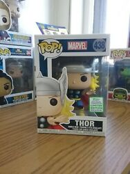 Funko Pop Marvel 438 CLASSIC THOR - ECCC 2019 free shipping