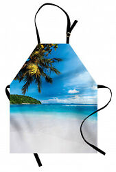 Exotic Apron Unisex Kitchen Bib with Adjustable Neck Cooking Baking