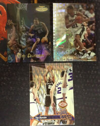 Tim Duncan Lot of 3 Gold Label amp; More Ships FREE $12.99