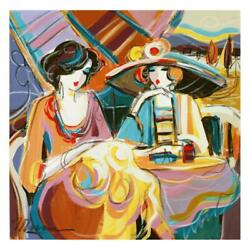 Isaac Maimon Original Painting