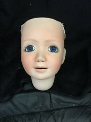 Reproduction antique doll head $10.00