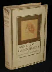 L. M. Montgomery  ANNE OF GREEN GABLES 1937 #256818