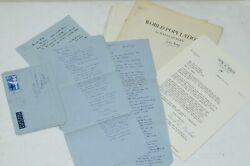 Judith Huxley  John T. Parks  ARCHIVE COLLECTION OF LETTERS BY JULIAN #283533