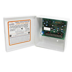 Cartell CT 2BG Outdoor Control Board AC DC w Enclosure amp; XFMR for Relay Adjust $185.00
