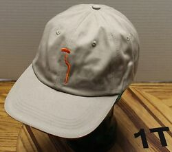 TAN ABSOLUT MANDRIN VODKA HAT ADJUSTABLE COUNTRY OF SWEDEN VGC 1T $10.99