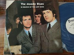 RARE IN SEARCH OF THE LOST SONG * MOODY BLUES LP * UNOFFICIAL * ANIMALS CUT