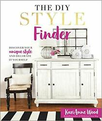 The DIY Style Finder Book - KariAnne Wood - NEW & autographed