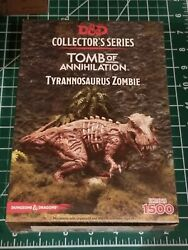 1x Tyrannosaurus Zombie D&D Tomb of Annihilation Collector's Series New Sealed