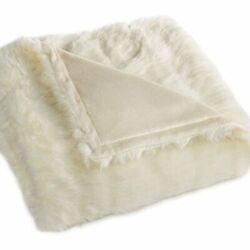 INC International Concepts Faux Fur Throws