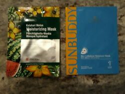 2-Pack Leaders 7 Wonders Bio Cellulose Moisture Masks -SunBuddy