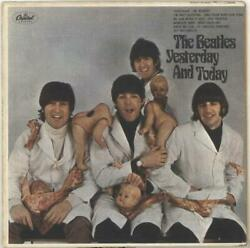 Yesterday And Today - 3rd State - Mono Beatles USA vinyl LP album record T2553
