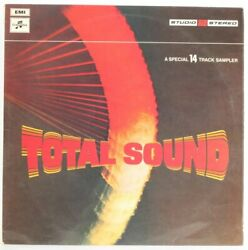 Various Total Sound  Vinyl Record *USED*