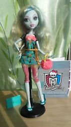 Monster High Lagoona Blue Picture day (complete)