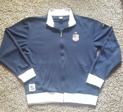 FIFA Team USA South Africa World Cup 2010 Full-zip Warm-up Jacket XL