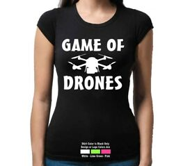 Drone Game of Drones DJI Yuneec Syma Mavic women#x27;s T shirt Tank Top $20.99
