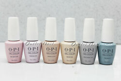 OPI Soak-Off GelColor ALWAYS BARE FOR YOU Collection SPRING 2019 PICK Any Gel