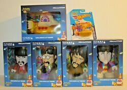 Titans The Beatles YELLOW SUBMARINE 6.5