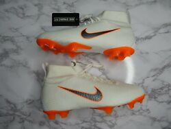 NIKE MERCURIAL SUPERFLY VI ELITE FG YOUTH BOYS SOCCER CLEATS AH7340 107 SIZE 5 $64.99