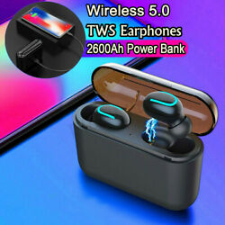 TWS True Wireless Earbuds Headphone Headset For Samsung Note 1098 Plus 5G S78