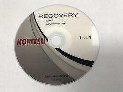 Noritsu EZ Controller Software CD tech Version No Key Required