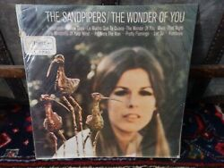 The Sandpipers  The Wonder Of You First FL 1740 VG+ Pop LP RARE IMPORT