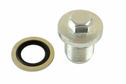 Connect 31766 Sump plug Kit to suit GM Pk 1 plug & 1 Washer $12.72