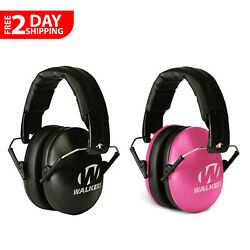 Noise Reduction Ear Muffs Hearing Protection Gun Shooting Safety Hunting Sports