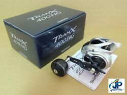 SHIMANO TRANX 400HG 400A HG RIGHT HAND BAITCASTING REEL *1 3 DAYS FAST DELIVERY* $309.99