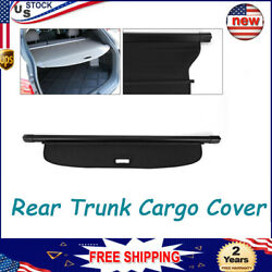 For Jeep Grand Cherokee 2011-19 Waterproof Rear Trunk Cargo Shade Cover Shield