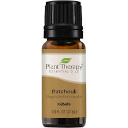 Plant Therapy Patchouli Essential Oil 100% Pure Undiluted Natural Aromatherapy $7.95
