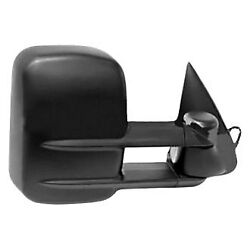 For Chevy Silverado 3500 Classic 07 Towing Mirror Passenger Side Power Towing